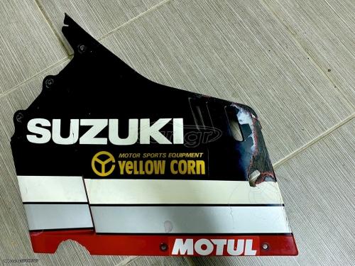 Suzuki Gsxr 750 Μονοσελο 5