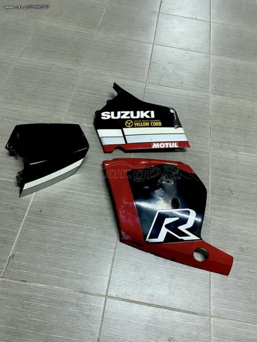 Suzuki Gsxr 750 Μονοσελο 7