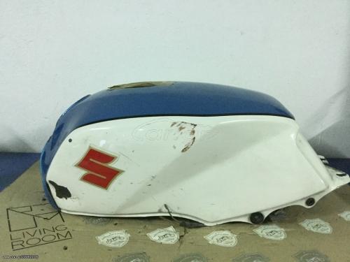 Suzuki GSX550es (Με ζημια)