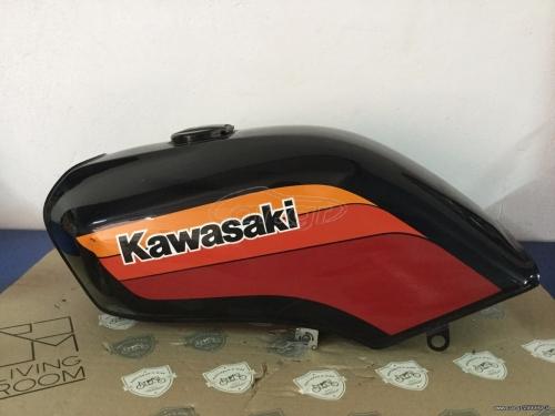 KAWASAKI GPZ550 GPZ400 UNITRACK ΤΕΠΟΖΙΤΟ
