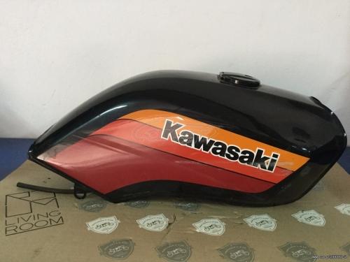 KAWASAKI GPZ550 GPZ400 UNITRACK ΤΕΠΟΖΙΤΟ 3