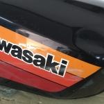 KAWASAKI GPZ550 GPZ400 UNITRACK ΤΕΠΟΖΙΤΟ 4