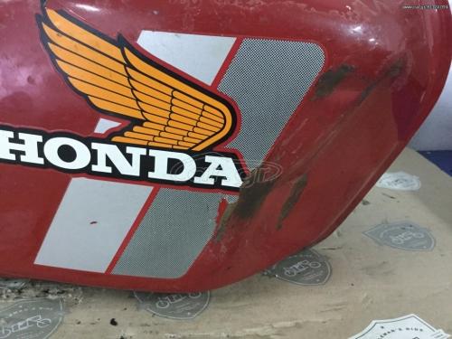 HONDA FT500 ΤΕΠΟΖΙΤΟ 3