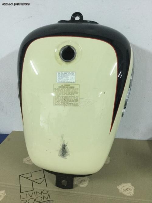 HONDA VT1100 SHADOW ΤΕΠΟΖΙΤΟ 5