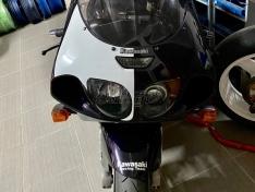 Kawasaki ZX-7R Ninja ZXR750 ZX-7R '96