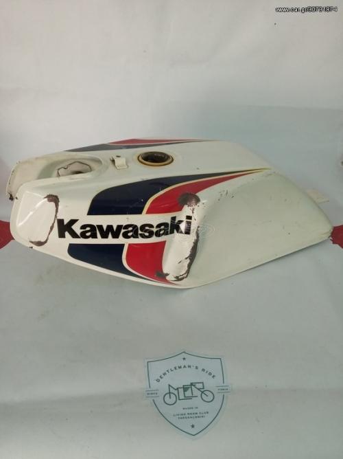 Kawasaki AR50 AR80 ΤΕΠΟΖΙΤΟ