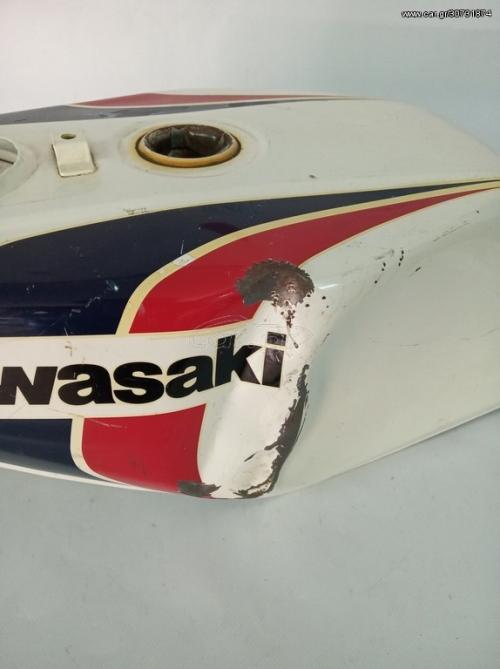 Kawasaki AR50 AR80 ΤΕΠΟΖΙΤΟ 5