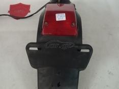 Yamaha DT 80 LC Φτερό πίσω κ Φανάρι πίσω + λασπωτηρας